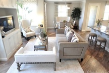 Kitchen-Family Room Redo / by Kris A