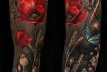 Tattoos / by Alina Addams