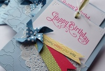 Cards - Stamping Up! / by LeAnne Smith