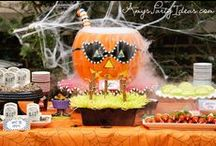 Halloween Party / by Serena Adkins