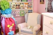 Adorable Kids' Rooms / by Serena Adkins