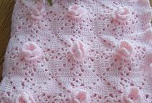 Blankets / Home made baby blankets / by Myrna Kelley