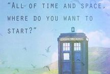 Doctor? Doctor Who? / by Jenny Noel
