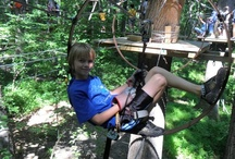 Kids In Ropes Course / by Outdoor Ventures