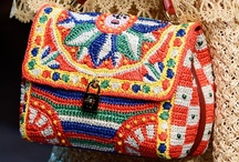 Crochet bags, baskets and jewelry / by Veronique Blommaart