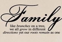 FAMILY TREE  / by BEKKA MUNOZ