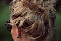 Hair. MakeUp. Nails. / hair, make-up and nail ideas and beauty tips and tricks  / by Lia