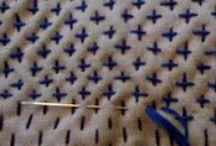 Needle,Thread & Cloth / by Jill Foden