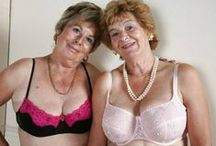 Naughty Grannies / Check out these pictures of the hottest grannies around / by Granny Dating