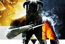 Video Games / Various video games / by Emily Hoogeveen