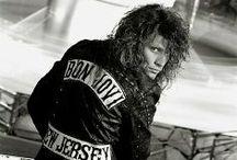 Bon Jovi / my first love :) / by Laurie Buchan