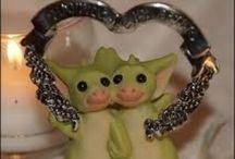 Pocket dragons I want / by Gretchen Britton