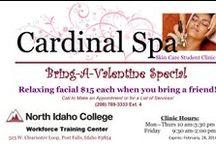 Happy Valentine's Day! / by NIC Workforce Training Center