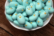 Easter crafts & recipes / Easter crafts, DIY, home decor, recipes, egg hunt ideas, egg decorating etc! / by Amanda Formaro