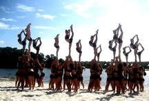 Cheerleading=Passion<3 / by Annamarie Ross