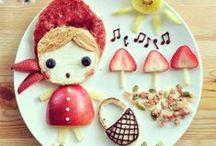 Kids Food Ideas! / by Little Boo-Teek Online Store