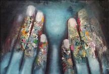 Art forms / Imgination rules the world / by Aglaya Krasteva