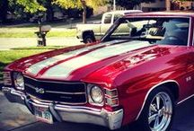 VINTAGE / CLASSIC CARS / by irma galindo