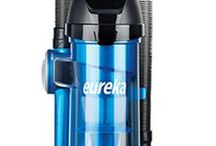 Proven Powerful Uprights / Available NOW on Eureka.com. Click on the image to purchase! / by Eureka Vacuum