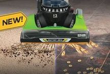 New to the Eureka Family / New Product Launches / by Eureka Vacuum