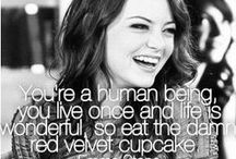 Cupcake sayings / Cupcakes + sayings = wisdom / by Cupcake DownSouth