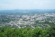 The Roanoke Valley of VA / by Angela Arrington, Prudential Premier REALTORS