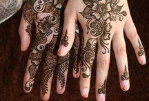 Henna Style Tattoo / by Anette