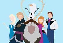 Frozen!!!! / . / by L