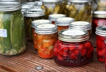 Canning jams,jellies and more / by Faye Godfrey