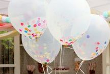 Birthday Party Ideas / by Kiddie Notes