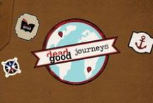 Dead Good Journeys / Travel around the world from the comfort of your cosy armchair. These are the best crime books from around the world, pinned by their setting.  #deadgoodjourneys Find out more about the books by clicking their covers.  / by Dead Good