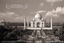 Incredible India 2006 / 07 / After a break of one year, the original team of Incredible India collaborated again. In 2006, creative agency (A), founded by V Sunil, was called in to create the new global campaign for 2006/07. The print and outdoor executions combined spectacular images with a wry, self-assured tone – a far cry from the bowing and scraping of past campaigns. The campaign went on to win the PATA Grand Award 2007 for Marketing, and was one of only four 'best of show' Grand Awards out of a total of 3.... / by Saikat Mitra