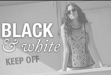 Black & White / by Nicole Miller