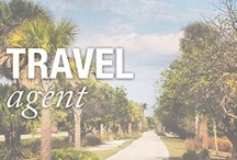 Travel Agent / Where we've been and where we'd like to go / by Nicole Miller