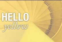 Hello Yellow / by Nicole Miller