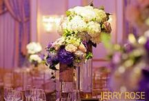 Wedding Portfolio / by Jerry Rose Floral and Event Design