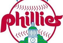 Baseball Philadelphia Phillies  / Go Phillies! / by Carol Berry