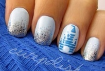 Nails, Hair and Beauty. / Nail art and beauty secrets for everyday use / by Rachel Hansard