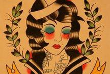 Tatoo & Art !!!  / by Fanny Aviva