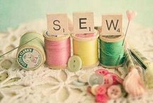 All About.........Sewing / by Victoria Charters