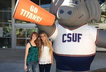 Campus Images / Photos and videos, Instagrams, Tweet pics capture Titan culture, campus life and all things Cal State Fullerton. / by Mimi Ko Cruz