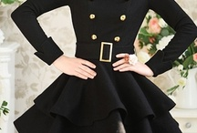 Vestes - Jackets / by Olivia La Bobine