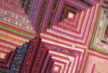 Patchworks - quilts / by Olivia La Bobine