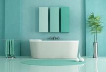 Bathroom / by B Barlup