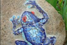 Garden Mosaic Art / by B Barlup