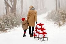 Christmas / We're collecting ideas, inspiration and old-fashioned fun ways to celebrate the Christmas season.  / by SMP Living