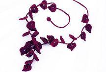 Crochet jewelry / by Kathy B