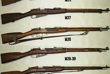 Mosin Nagant M91/30 Rifle / The surplus Russian design made by the millions / by David Criser