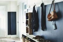 Laundry & Mud Rooms / Organized storage and work spaces that pack a whole lot of style! / by SMP Living