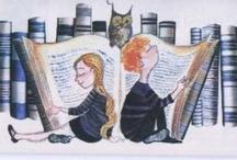 ARTSY READERS / by Marilyn Albers